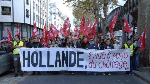 Hollande chomage