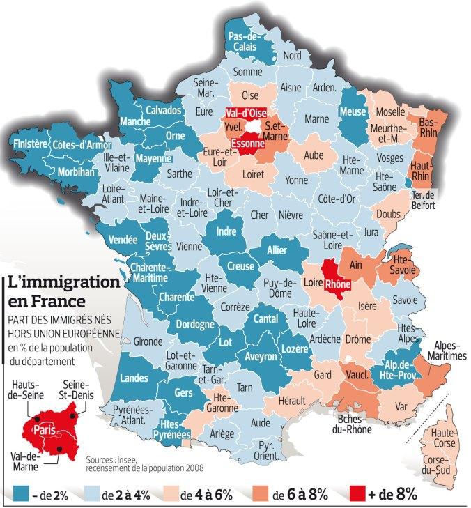 Immigration en France