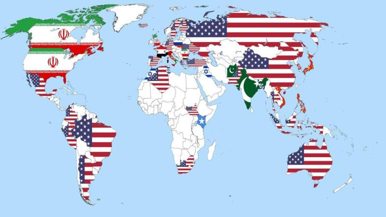 Pays plus dangereux du monde