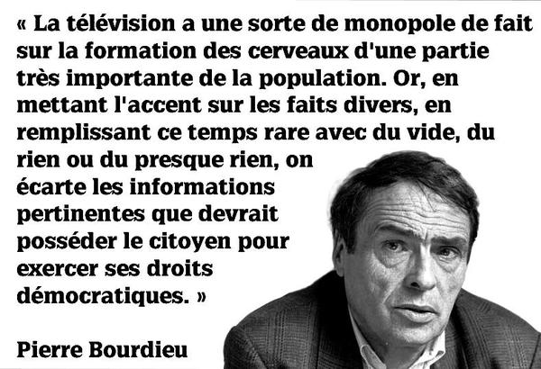 Bourdieu Citation
