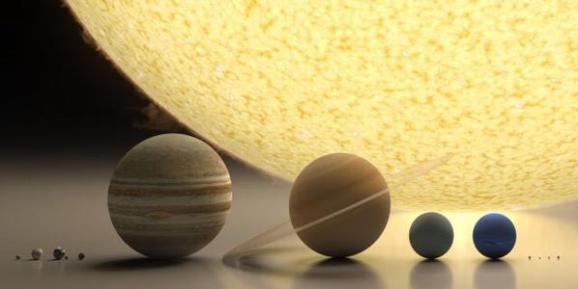 Le système solaire 02