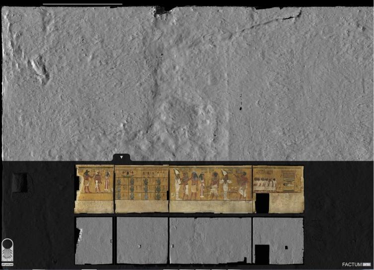 Toutankhamon Nefertiti