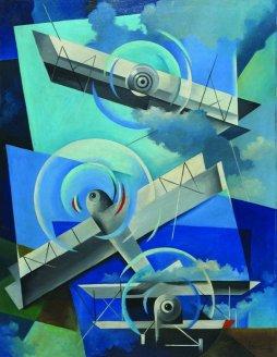 Acrobaties dans le Ciel, 1932