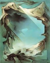 Continuité des paysages en Vol, 1968