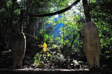 Las Pozas, Xilitla, Mexico, Rod Waddington
