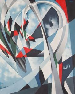 Fête Tricolore dans le ciel, 1986