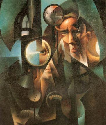 Les Immergés, 1933