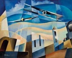 Incursion aérienne, 1933