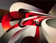 Les forces de la courbe, 1930
