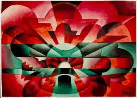 Rhombe (rugissement) aérien, 1927