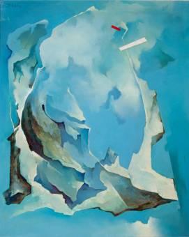 Sérénité des sommets, 1973