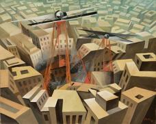 Bombardement de la ville, 1935