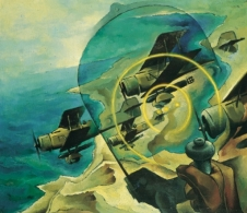 Interception des bombardiers torpilleurs britanniques, 1942