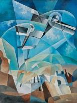 Volo Condoviso, 1933