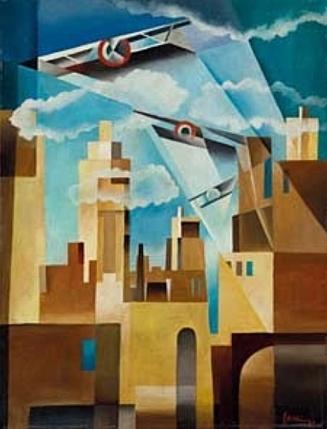 Vol rasant, 1930