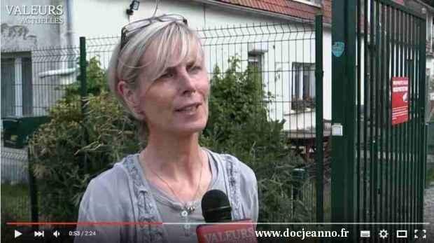 Calais : Vont-ils oser expulser Nadine Guerlach, qui paie son loyer depuis 45 ans ?  -  www.docjeanno.fr