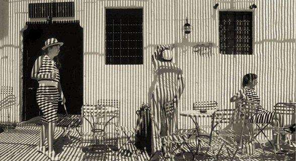 ©Harold Feinstein Stripes & Shadows Portugal 1987.jpg