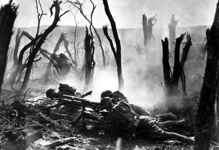 Today in 1918, the Allies launch the Meuse-Argonne Offensive, the last major operation of World War One.jpg
